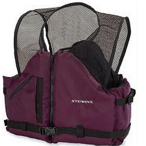 stearns comfort series life vest stearns 174 comfort series boating life vest 108441 ski
