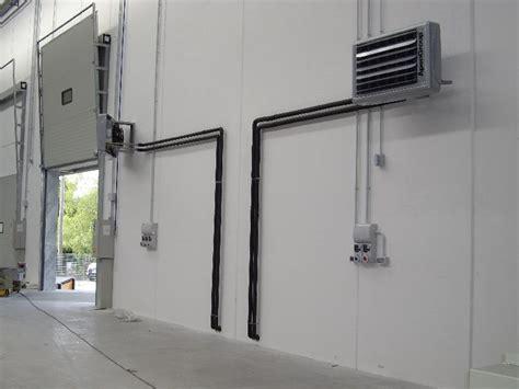 riscaldamento capannone crosato impianti