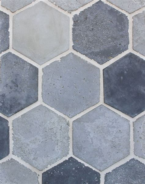 cement tile hexagon tile rustic elegance handcrafted in los angeles