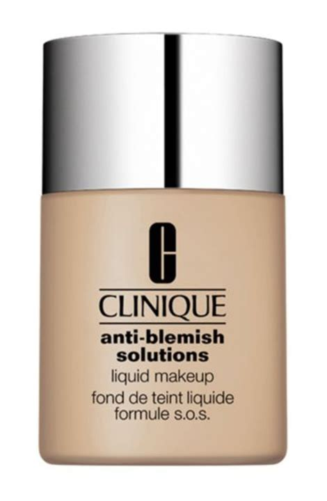 best clinique foundation best foundation for acne prone skin our 11 favourites