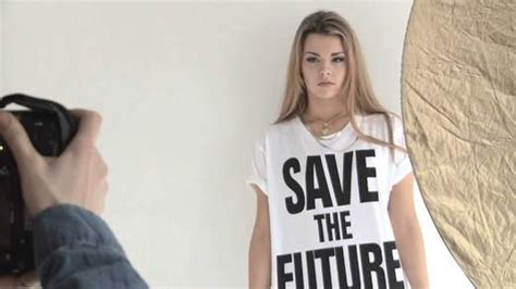 Katharine Hamnett Saves The Future With Cole by 222 Best Concepts Caigns Images On Acre