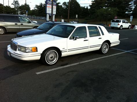 service manual how cars run 1994 lincoln town car on board diagnostic system benzo 1994