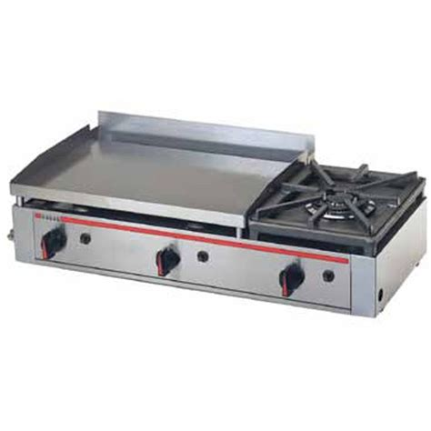 planchas para cocinar a gas plancha de acero laminado de gas con fogon acero laminado