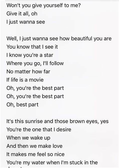 best part of me austin lyrics daniel caesar and bts theory army s amino