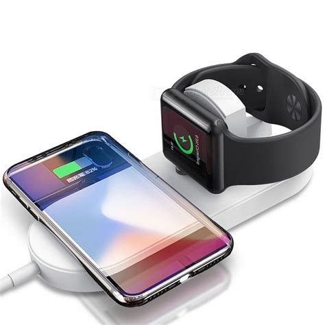fast qi wireless charger  apple   iphone     shipping dealextreme