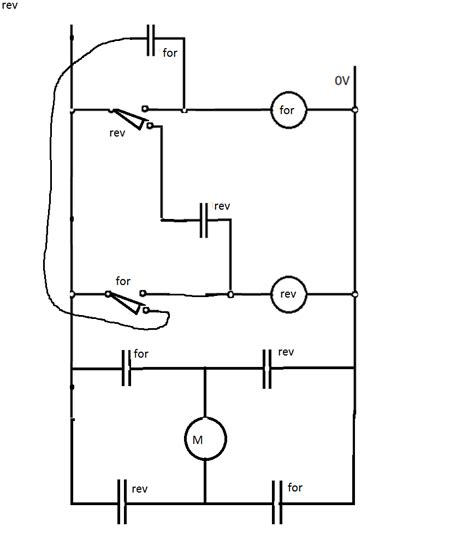 28 wiring diagram for reversing a dc motor wiring