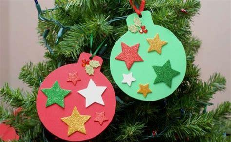 Weihnachtsbaum Deko Selber Basteln by 120 Weihnachtsgeschenke Selber Basteln Archzine Net
