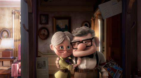 imagenes abuelos up cute up disney pixar valentine s day disneypixar