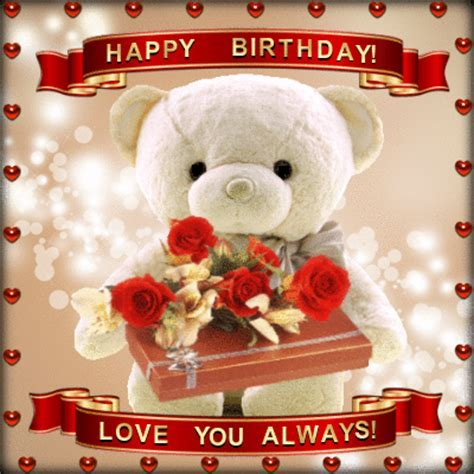Love You Always! Free Happy Birthday eCards, Greeting