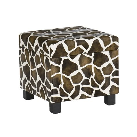 Giraffe Ottoman 5 Best Zebra Ottoman No Drab Room Any More Tool Box