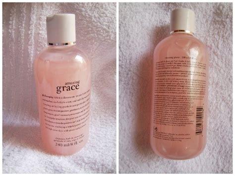 Philosophy Amazing Grace Shampoo Bath Shower Gel philosophy amazing grace perfumed shampoo bath amp shower