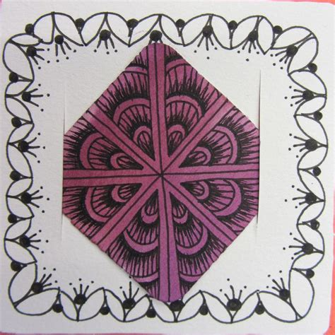 zentangle pattern drupe 17 best images about zentangle borders bijou on