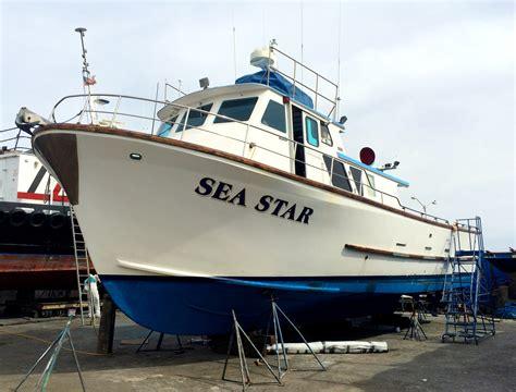 kenricks shrimp boat boat dry dock fishing boat in dry dock this trawler was
