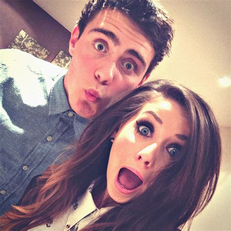 Or Zoella And Alfie Zoella And Alfie Dating Www Pixshark Images Galleries With A Bite