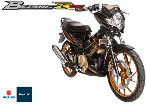 Suzuki R150 2013 Suzuki Belang R150 Special Edition Rm7720 Otr