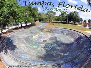 ta bro bowl florida skatepark