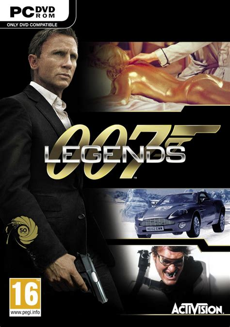 Pc Rakitan Legend Bond 007 Legends Pc Komputer Dan Laptop