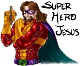 superhero jesus by deus nocte on deviantart