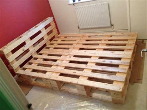 comment faire un lit de high comment faire un lit en palette 52 id 233 es 224 ne pas