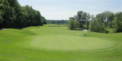 must play golf courses in southwestern michigan whittaker woods golf course golf in new buffalo michigan