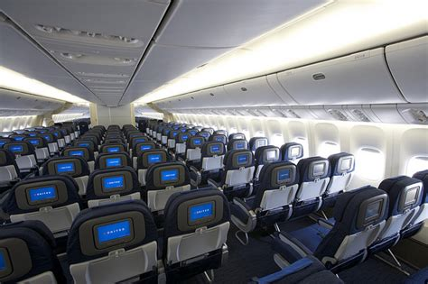 Boeing 777 American Airlines Interior by United Airlines Boeing 777 New Economy Cabin Interior