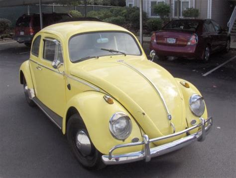 punch buggy car yellow the armchair squid june 2012