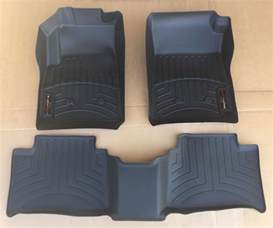 weathertech floor liners front rear 2015 2017 gmc canyon ext cab black ebay