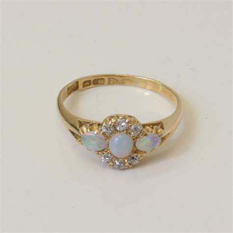 Opal Rings by Buy Antique Opal And Ring Sold Items Sold Rings