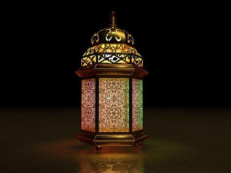 islamic pattern 3d model 3dsmax islamic lantern ramadan lighting