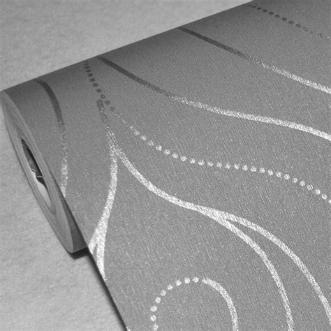 wallpaper grey modern paper colour picture more detailed picture about