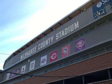 Milwaukee County Search Milwaukee County Stadium Wikidata