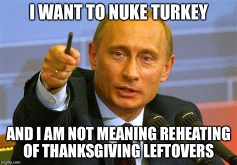 Thanksgiving Memes Microwaving Turkey Imgflip