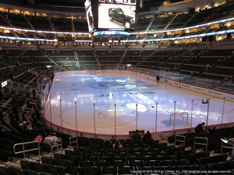 Ppg Paints Arena Section 119 Pittsburgh Penguins