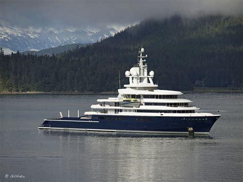 yacht luna luna in alaska gillfoto yacht charter superyacht news