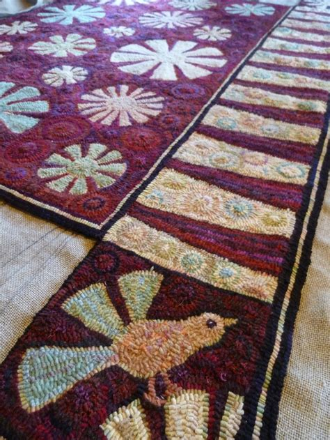 primitive rag rugs 1294 best rug hooking images on punch needle rugs and rug ideas