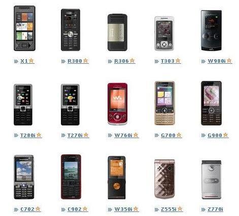 Hp Sony Ericson Yg Terbaru hp sony terbaru murah images
