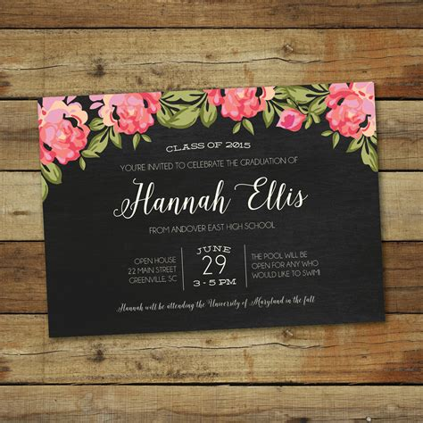 design invitation graduation top 13 graduation invitation cards you must see