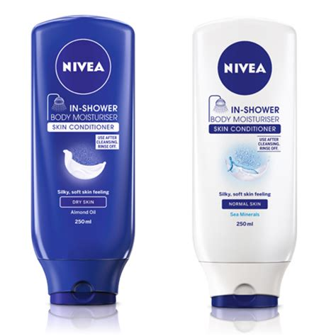 Nivea In Shower Moisturiser Review by Nivea In Shower Moisturiser Review Stylingo