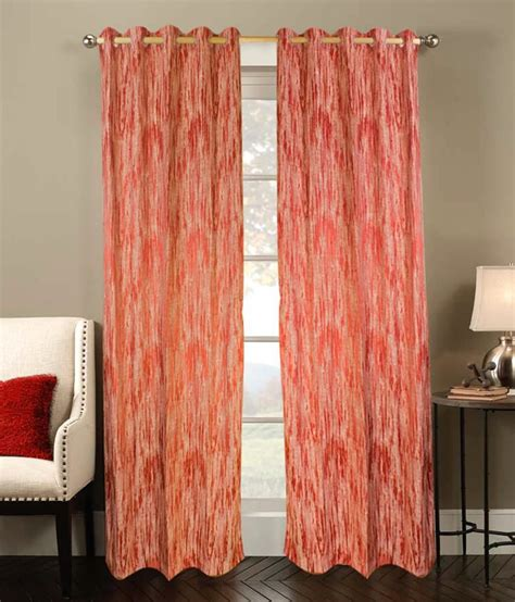 contemporary curtain fabric shandar orange contemporary polyester curtain fabric buy