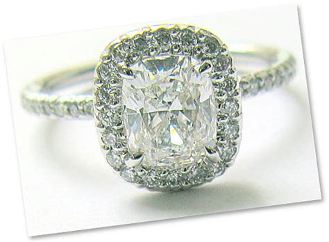 Engagement Ring Low Cost Alternative by Low Cost Rings Wedding Promise