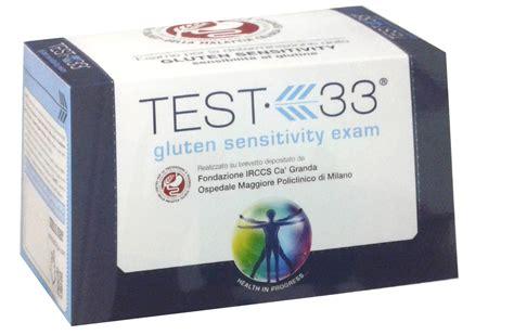 test intolleranza al glutine test per intolleranza al glutine test 33 174 vendita