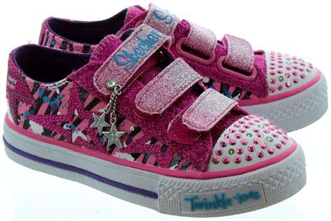 Sepatu Skechers Twinkle Toes buy twinkle toes skechers uk gt off64 discounted