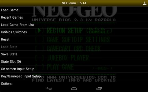 mame4droid apk neo emu android apps on play