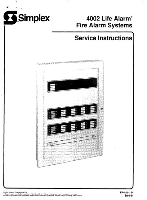 simplex 4100 wiring diagrams simplex annunciator wiring