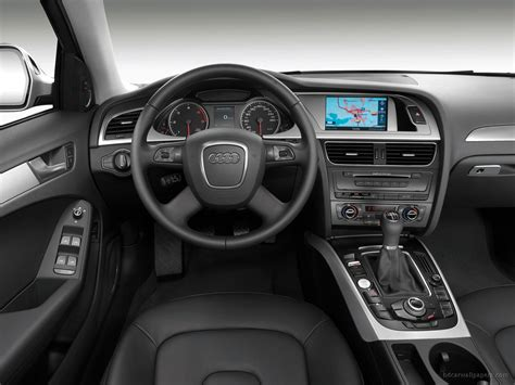 Audi A4 2010 Interior by Audi A4 2008 Interior Wallpaper Hd Car Wallpapers