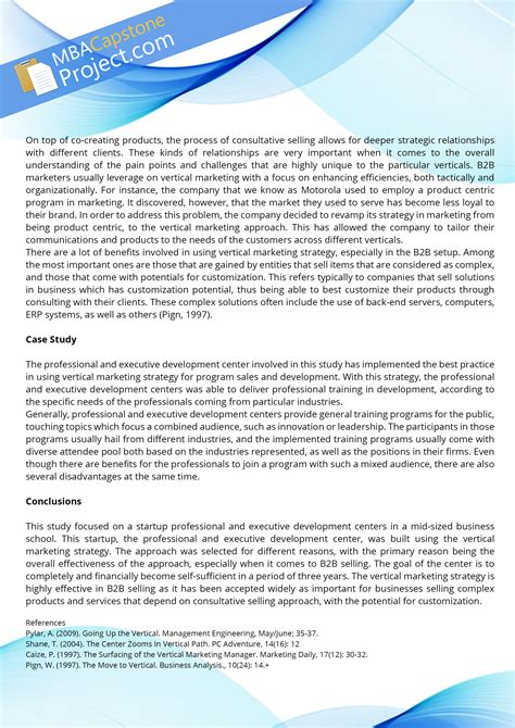 capstone project template business capstone project exles mba capstone project