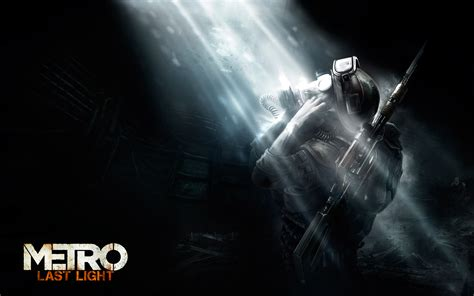 Last Light by Metro Last Light 2013 Wallpapers Hd Wallpapers