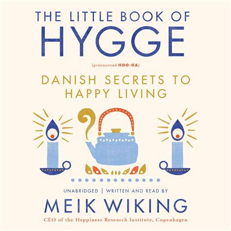 the little book of the little book of hygge audiobook listen instantly