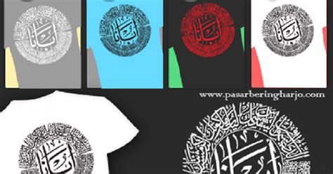 Kaos Strg awas kaos kaligrafi ini ternyata kaos kristen 7 liputan