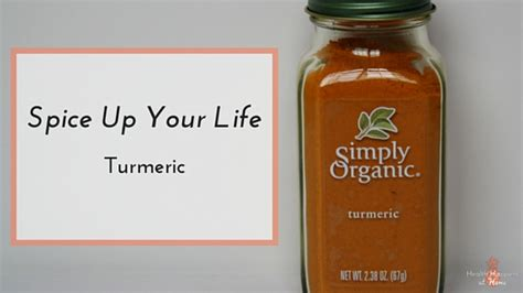 spice up your turmeric health happens at home